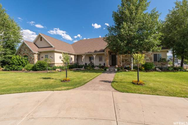 4960 E 1250 S, Heber City, UT 84032 (#1737754) :: Berkshire Hathaway HomeServices Elite Real Estate