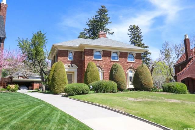 1440 E Circle Way, Salt Lake City, UT 84103 (#1738042) :: Bustos Real Estate | Keller Williams Utah Realtors
