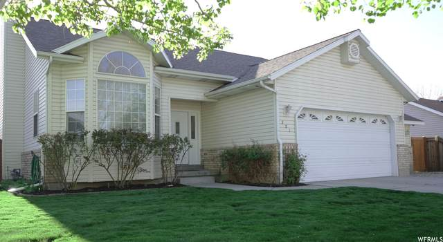 521 S 640 W, Lehi, UT 84043 (#1738144) :: Black Diamond Realty