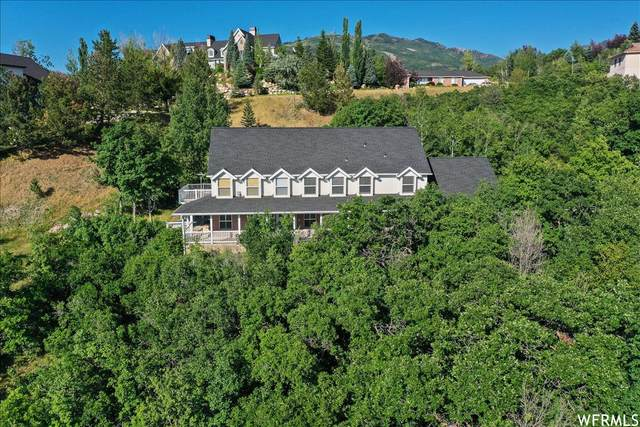 2863 S Cove Ln, Bountiful, UT 84010 (#1738226) :: Pearson & Associates Real Estate