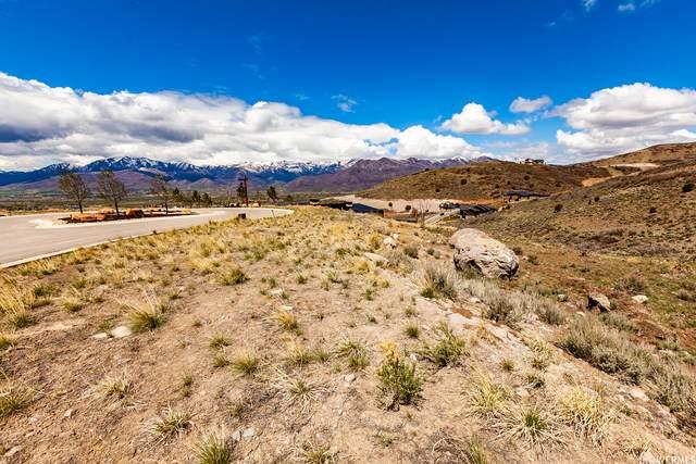 1489 N Gold Mountain Cir #453, Heber City, UT 84032 (#1738227) :: Utah Dream Properties
