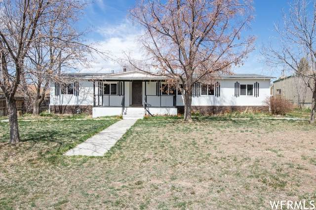 340 W 400 S, Manti, UT 84642 (MLS #1738290) :: Summit Sotheby's International Realty
