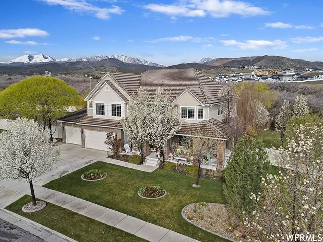 14318 S Butterfield Park Way, Herriman, UT 84096 (#1738401) :: Black Diamond Realty