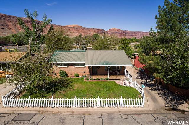 450 S Tusher St E, Moab, UT 84532 (#1738534) :: Red Sign Team