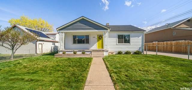 375 E 900 N, Orem, UT 84057 (#1738538) :: Big Key Real Estate