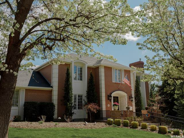 1522 E Military Way Way N, Salt Lake City, UT 84103 (#1738568) :: Black Diamond Realty