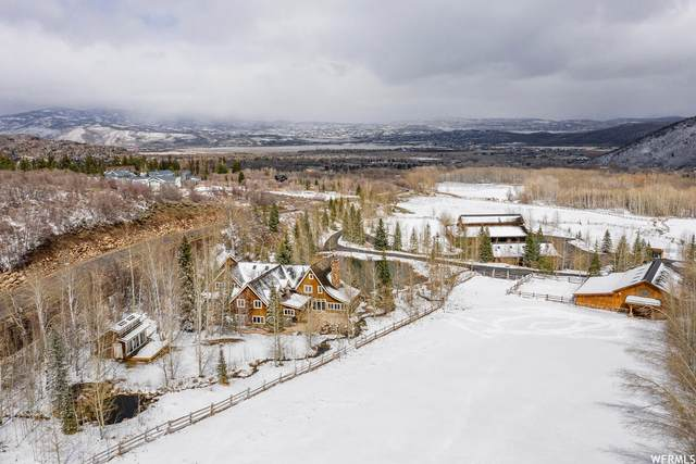 2189 White Pine Canyon Rd, Park City, UT 84060 (MLS #1738759) :: Lookout Real Estate Group