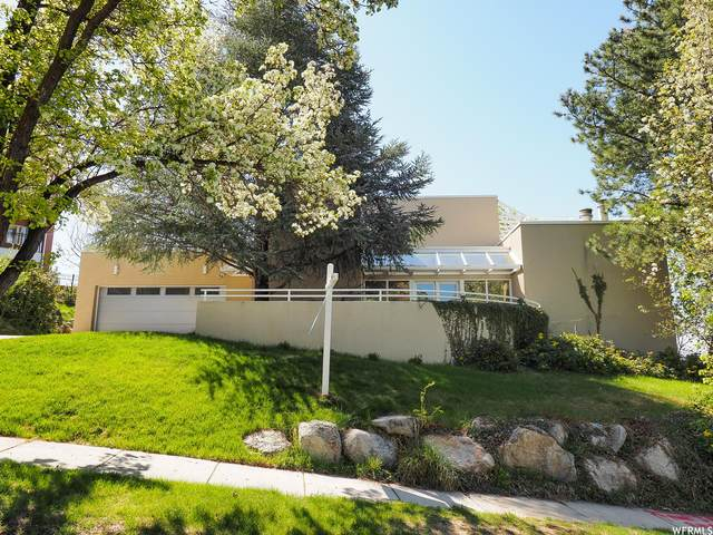 1704 E Fort Douglas Cir, Salt Lake City, UT 84103 (#1738770) :: Exit Realty Success