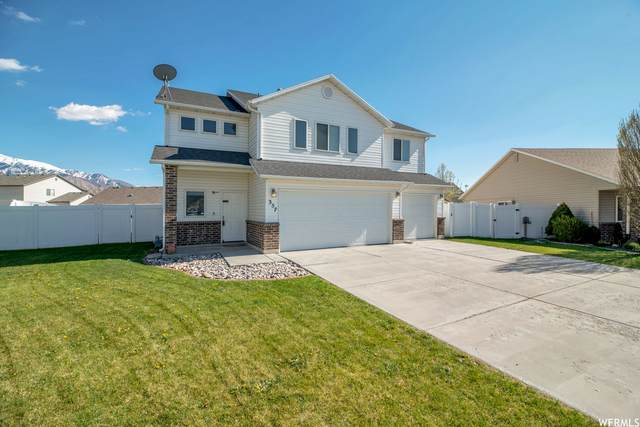 357 W Bingham Way N, Ogden, UT 84404 (MLS #1738785) :: Lookout Real Estate Group