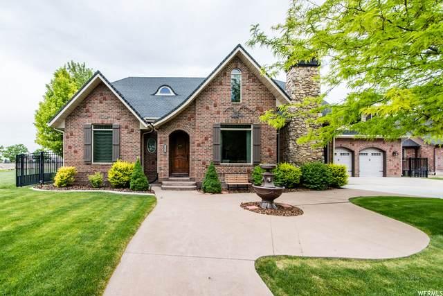 1609 Quail Way, Logan, UT 84321 (MLS #1738947) :: Lookout Real Estate Group
