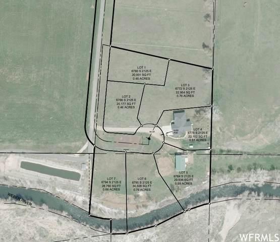 6766 S 2125 E #2, Uintah, UT 84405 (#1738992) :: Utah Dream Properties