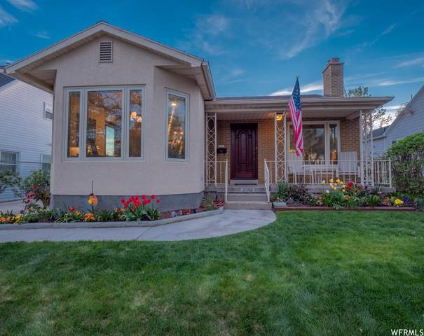 2500 S Glenmare St, Salt Lake City, UT 84106 (#1739167) :: Bustos Real Estate | Keller Williams Utah Realtors