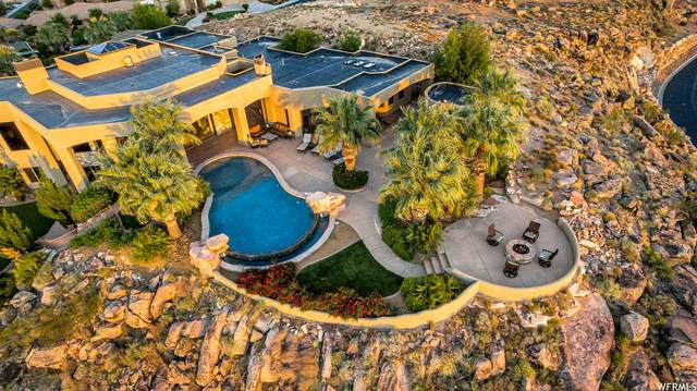 1762 S Viewpoint Dr, St. George, UT 84790 (MLS #1739218) :: Summit Sotheby's International Realty