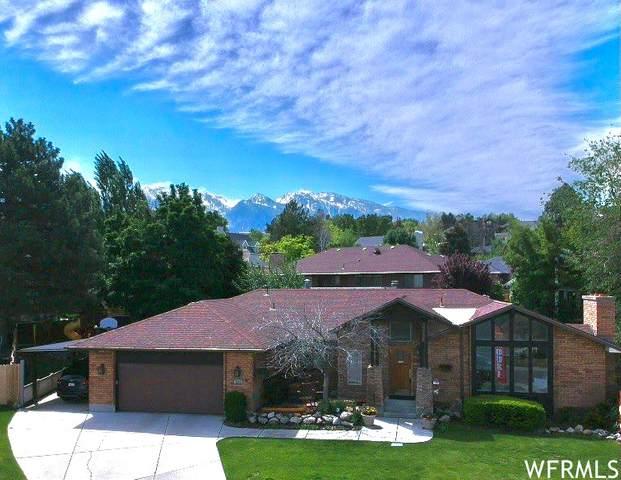 7347 S Camino Pl E, Salt Lake City, UT 84121 (#1739377) :: The Lance Group
