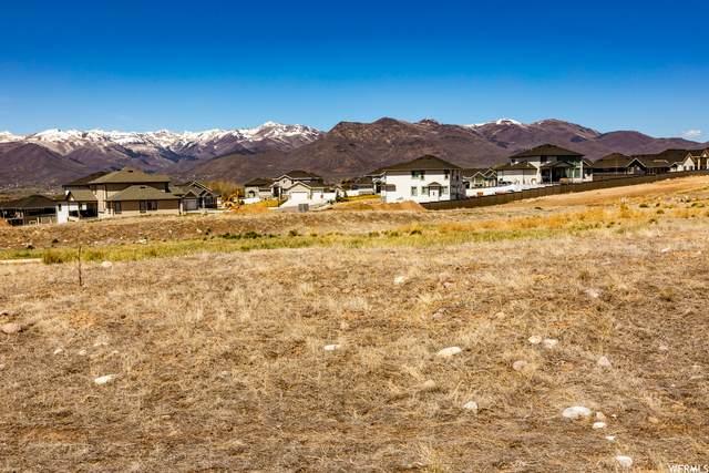 390 N Haystack Mountain Dr #24, Heber City, UT 84032 (MLS #1739417) :: High Country Properties
