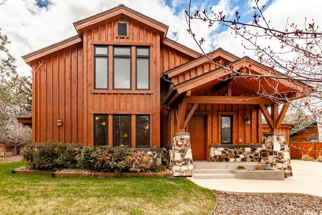 2839 Holiday Ranch Loop Rd, Park City, UT 84060 (#1739490) :: Exit Realty Success