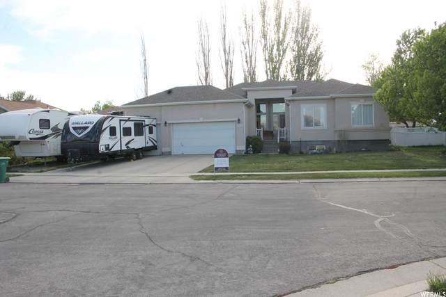 8708 Mountain Vista Dr, West Jordan, UT 84088 (#1739493) :: Pearson & Associates Real Estate