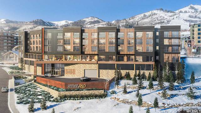 2670 Canyons Resort Dr #406, Park City, UT 84098 (#1739525) :: Big Key Real Estate