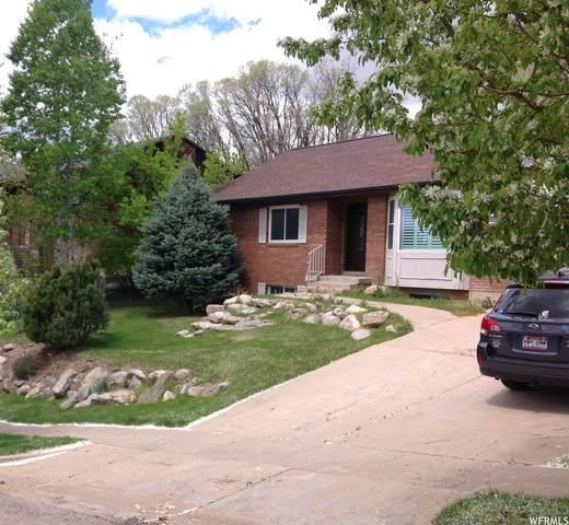 2727 E Oak Ln N, Layton, UT 84040 (#1739638) :: Pearson & Associates Real Estate