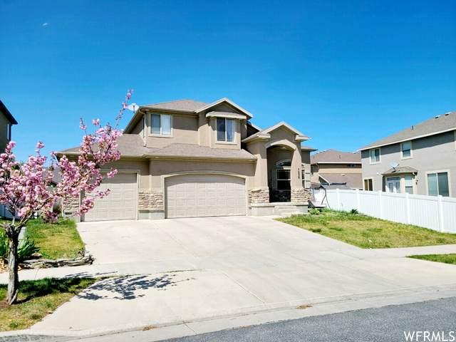 7038 W 8050 St S, West Jordan, UT 84081 (#1739652) :: Pearson & Associates Real Estate