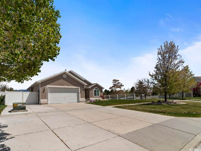 13519 S Fragrant Ln W, Herriman, UT 84096 (MLS #1739674) :: Summit Sotheby's International Realty