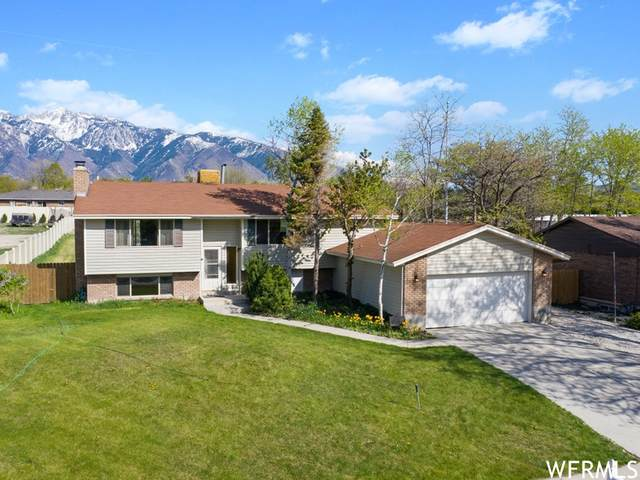 10507 S Weeping Willow Dr, Sandy, UT 84070 (#1739935) :: The Perry Group