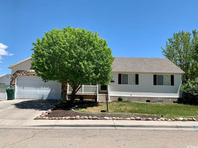 653 S 1850 W, Vernal, UT 84078 (MLS #1739967) :: Lookout Real Estate Group