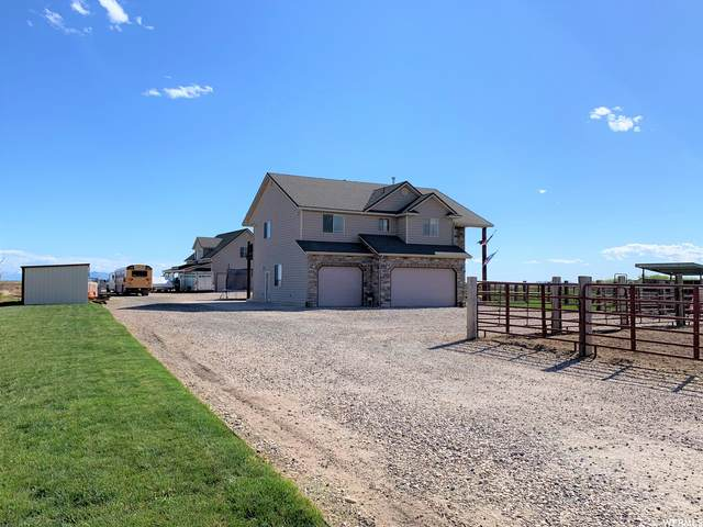 6207 W 1900 N, Warren, UT 84404 (#1740038) :: The Perry Group