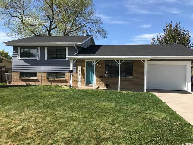 422 W 2125 N, Sunset, UT 84015 (#1740053) :: Big Key Real Estate
