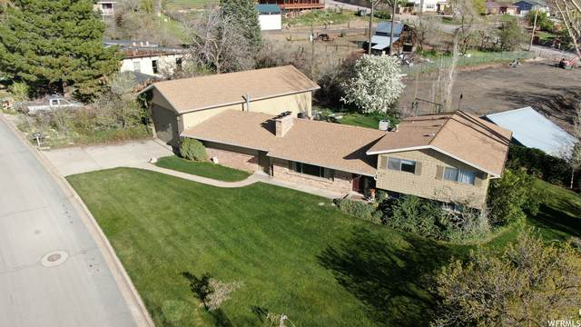 1360 E Oakmont Ln N, Fruit Heights, UT 84037 (#1740250) :: Red Sign Team