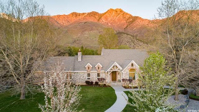 750 N Quail Hollow Ln, Alpine, UT 84004 (MLS #1740338) :: Summit Sotheby's International Realty