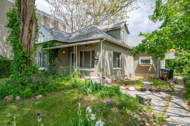 1435 S 1100 E, Salt Lake City, UT 84105 (#1740498) :: Gurr Real Estate