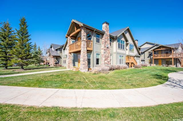 1746 W Redstone Ave F, Park City, UT 84098 (MLS #1740509) :: High Country Properties