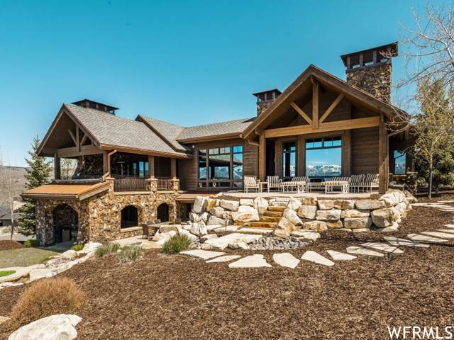 2656 E Silver Berry Ct #42, Park City, UT 84098 (#1740620) :: Doxey Real Estate Group