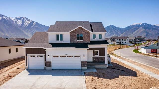 1978 E Chariot Ln, Spanish Fork, UT 84660 (#1740621) :: Black Diamond Realty