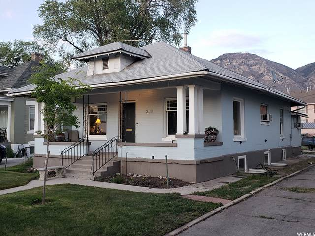 288 N 400 W, Provo, UT 84601 (#1740661) :: Exit Realty Success