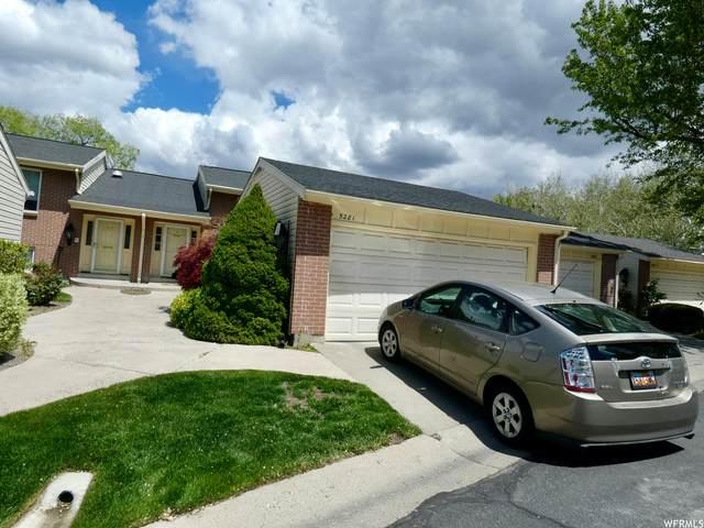 5281 S Spring House Ln J4, Murray, UT 84107 (#1740829) :: goBE Realty