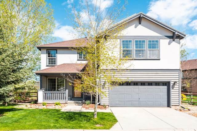 938 E Mountain Willow Ln, Park City, UT 84098 (#1740830) :: Doxey Real Estate Group