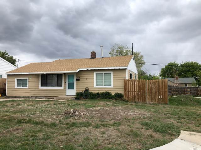 149 N 1ST St E, Tooele, UT 84074 (#1740917) :: Red Sign Team