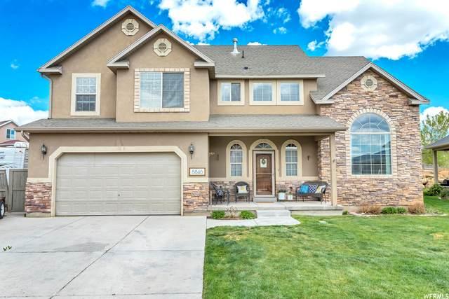 8846 N Princeville Dr, Eagle Mountain, UT 84005 (#1740926) :: Utah Best Real Estate Team | Century 21 Everest