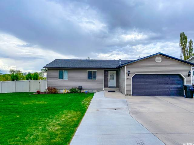 4115 S 65 W, Vernal, UT 84078 (#1741062) :: The Perry Group
