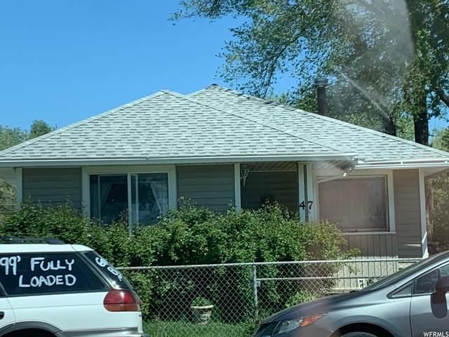 47 E Angelo Ave, Salt Lake City, UT 84115 (#1741095) :: Villamentor