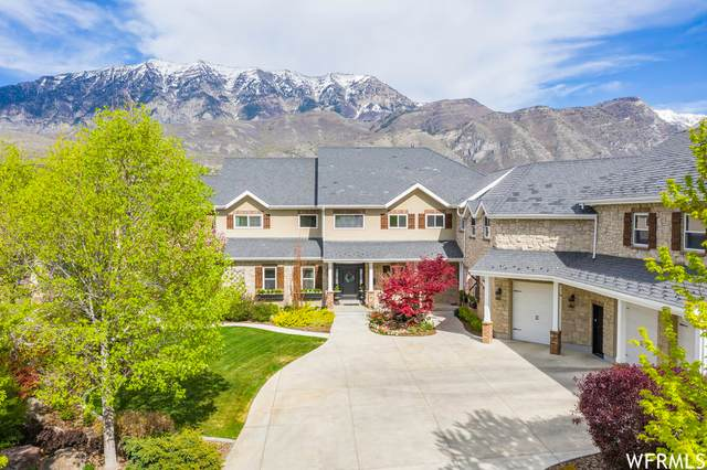 4474 N Vintage Dr, Provo, UT 84604 (#1741153) :: The Perry Group