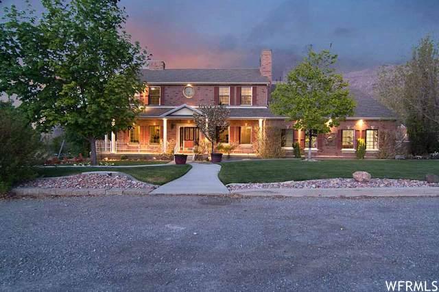 136 N 200 St E, Santaquin, UT 84655 (#1741289) :: Utah Best Real Estate Team | Century 21 Everest