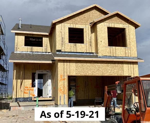 186 N Concord View Way #161, Saratoga Springs, UT 84045 (#1741372) :: C4 Real Estate Team