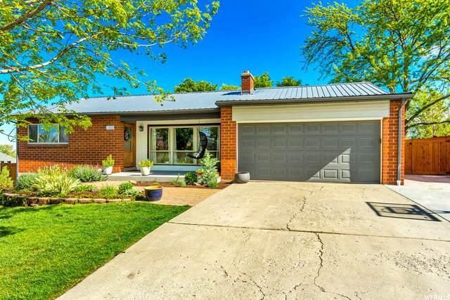 452 W 3300 S, Bountiful, UT 84010 (#1741375) :: Utah Dream Properties