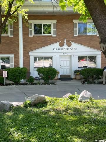 2760 S Highland Dr #4, Salt Lake City, UT 84106 (MLS #1741425) :: Lawson Real Estate Team - Engel & Völkers