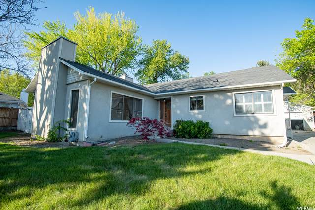 4789 S Wander Ln E, Salt Lake City, UT 84117 (#1741462) :: Black Diamond Realty