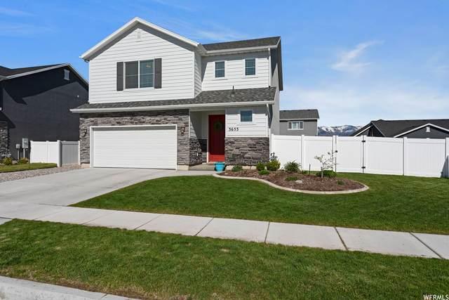 3653 S Water Lilly Ln W, Syracuse, UT 84075 (MLS #1741472) :: Lawson Real Estate Team - Engel & Völkers