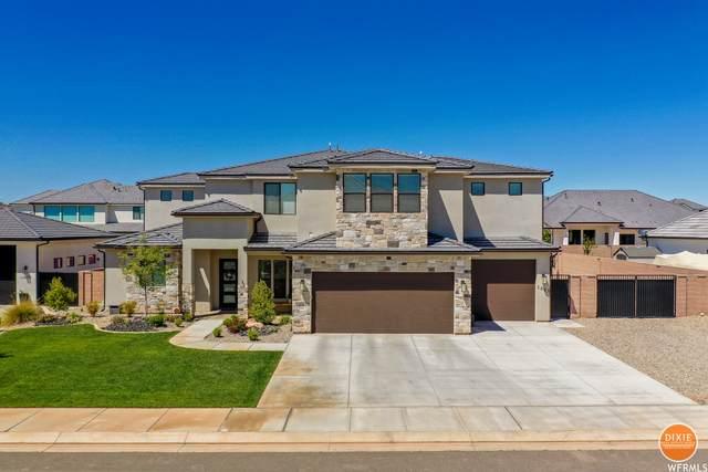 2903 E Sycamore, St. George, UT 84790 (#1741545) :: Utah Best Real Estate Team | Century 21 Everest